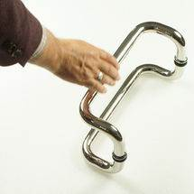 25RCRK600PSS cranked handle