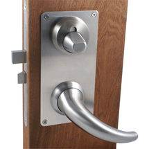 Anti-ligature Levers and Knobs
