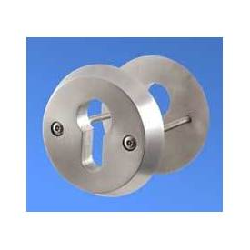 ANT363BB Anti-ligature escutcheon set