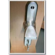 ANT6electro Anti-ligature locking door knob