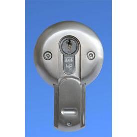 ANT1ESC Anti-ligature locking euro esutcheon