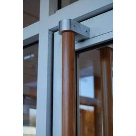 Variable length Entrance pull handles