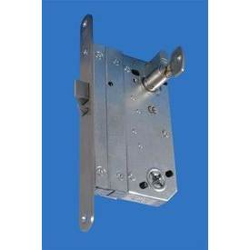 ANT222SSSM1 mortice euro-lock