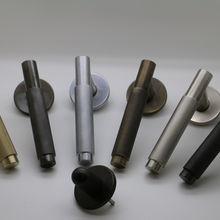 knurled grip lever design