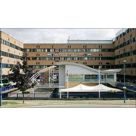 The QMC Hospital Nottingham