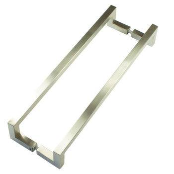 SQSSSCR600BT Square cranked pull handle