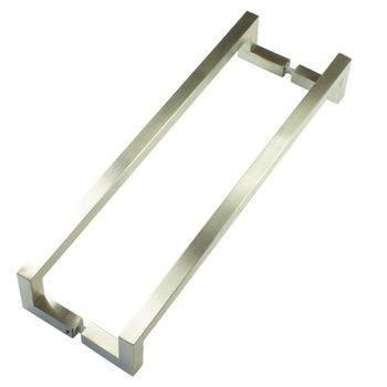SQSSSCR600BT Square cranked pull handle